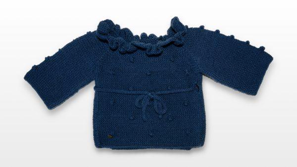 bébé, tricot, layette, laine